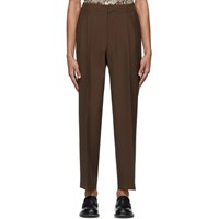 Cmmn Swdn Brown Jez Trousers