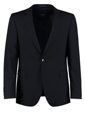 Strellson Premium Rick Suit Jacket Navy Dark Blue