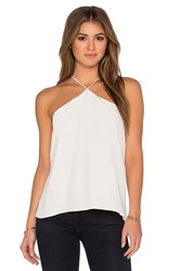 Cami Nyc The Halter Tank White