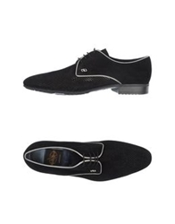 Aldo Brue Lace Up Shoes Black