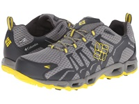Columbia Ventrailia Outdry Light Grey Laser Lemon Men's Shoes Gray