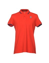 Invicta Polo Shirts Red
