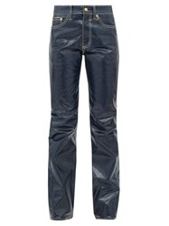 Eytys Cypress Coated Jeans Navy
