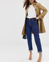 French Connection Straight Leg Jeans Blue