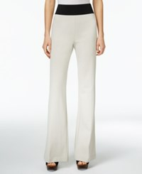 Inc International Concepts Pull On Wide Leg Pants Only At Macy's Toad Beige
