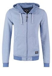 Tom Tailor Denim Basic Fit Tracksuit Top Colony Fog Blue