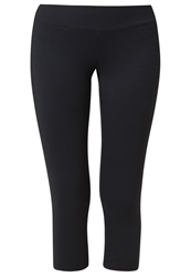 Casall Essential 3 4 3 4 Sports Trousers Black
