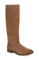 Splendid Women's 'Penelope' Knee High Boot Dark Tan Suede