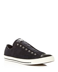 Converse Men's Chuck Taylor All Star Slip On Sneakers Black