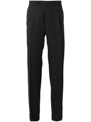 Canali Tailored Pants Grey