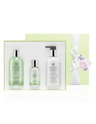 Molton Brown Dewy Lily Of The Valley And Star Anise Fragrance Gift Set 137.00 Value No Color