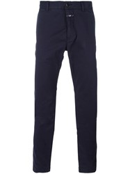 Closed Slim Fit Chinos Blue