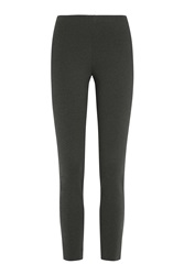 Donna Karan New York Jersey Leggings Grey