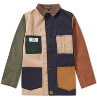 Human Made Crazy Coverall Jacket Multi