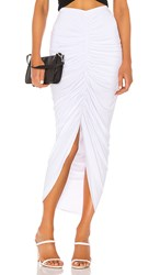 Bailey 44 Santorini Skirt In White.