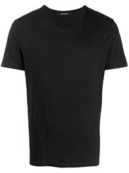 Zadig And Voltaire Thibald V Neck T Shirt 60