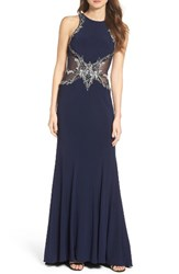 Sean Collection Women's Embellished Gown