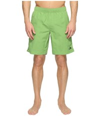 The North Face Class V Pull On Trunk Long Fluorite Green Men's Swimwear