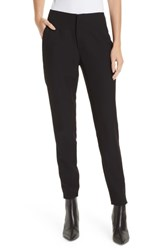 Brochu Walker Bine Slim Pants Black Onyx
