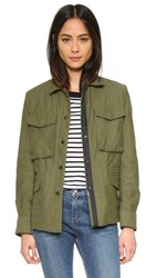 Rag And Bone Field Jacket Army Green