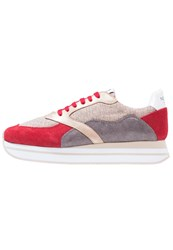 No Name Eden Street Trainers Tera Red