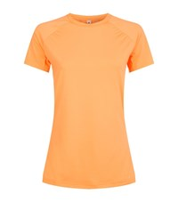 Adidas Speed T Shirt Female Orange