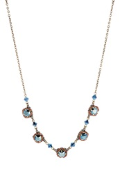 Konplott Necklace Bunt Antikmessingfarben Multicoloured