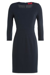 Hugo Kenive Tailored Dress Gr. De 38