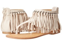 Not Rated Keep The Peace Cream Women's Sandals Beige