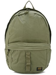 Carhartt Camp Backpack Unisex Cotton One Size Green