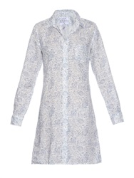 Frank And Eileen Murphy Linen Shirtdress