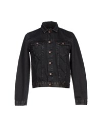 Cheap Monday Denim Denim Outerwear Men Steel Grey