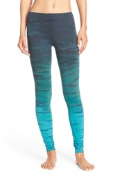 Women's Hard Tail Tie Dye Leggings