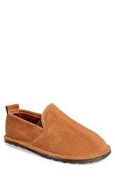 Staheekum 'Barin Flannel' Slipper Men Wheat
