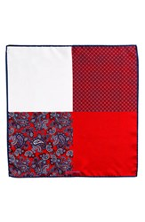 Men's J.Z. Richards Silk Pocket Square