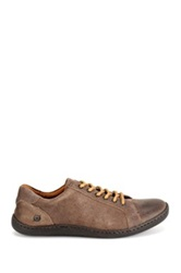 Born Sean Dark Grey Sneaker Brown