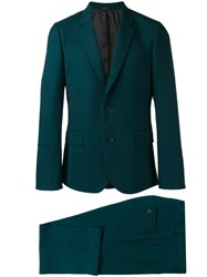Paul Smith Two Piece Suit Green