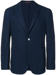 The Gigi Smart Blazer Blue
