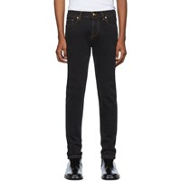 Versace Black Slim Fit Jeans