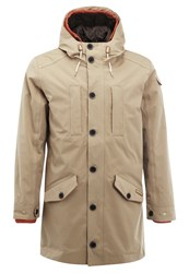 Craghoppers 3In1 Winter Coat Camel Burnt Orange