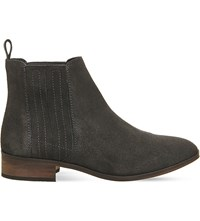 Office Ashton Suede Chelsea Boots Grey Suede