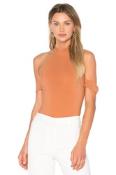 Lovers Friends X Revolve Ring Leader Bodysuit Brown