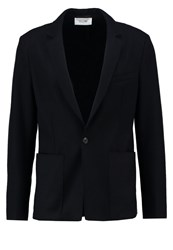 Kiomi Suit Jacket Dark Navy Dark Blue