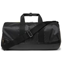 Paul Smith Leather Trimmed Ripstop Holdall Black