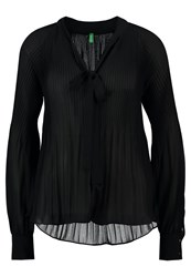 United Colors Of Benetton Blouse Black
