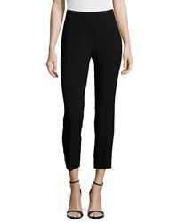 Elie Tahari Marcia Straight Leg Pants Black