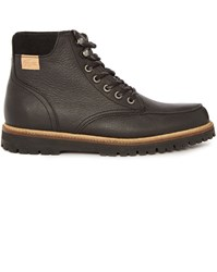 Lacoste Black Montbard Pr Laced Boots