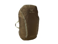 Arc'teryx Sebring 25 Backpack Dark Moss Backpack Bags Brown