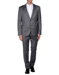Hardy Amies Suits Grey