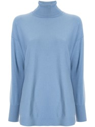 Le Ciel Bleu Turtleneck Knitted Top 60
